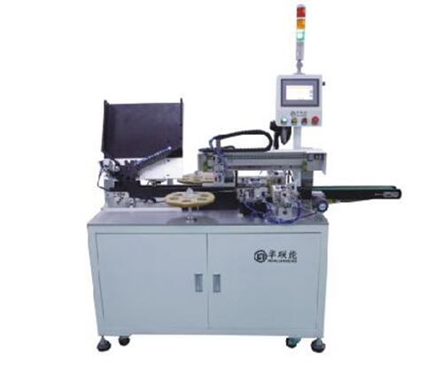 移动电源自动点焊机